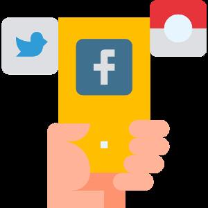 social-media services in vapi, surat, valsad, ahmedabad - weblatic
