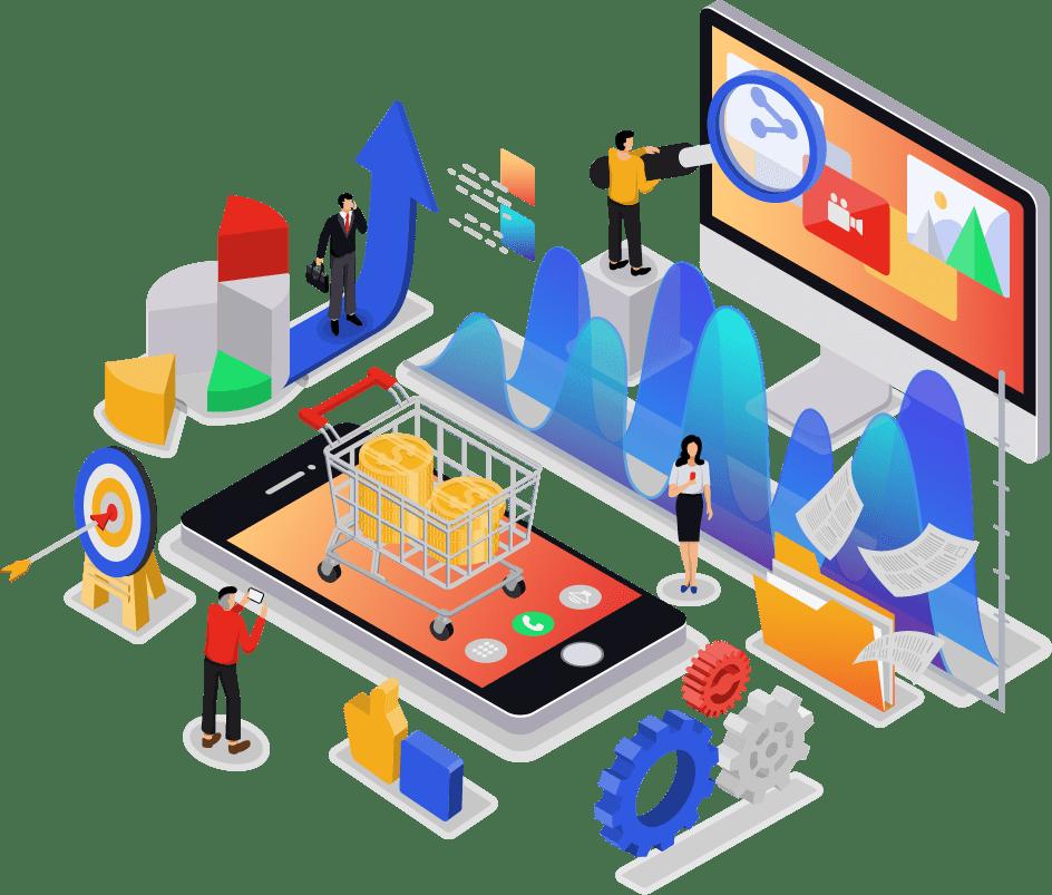 digital marketing in vapi, daman, chala, surat, valsad, ahmedabad - weblatic