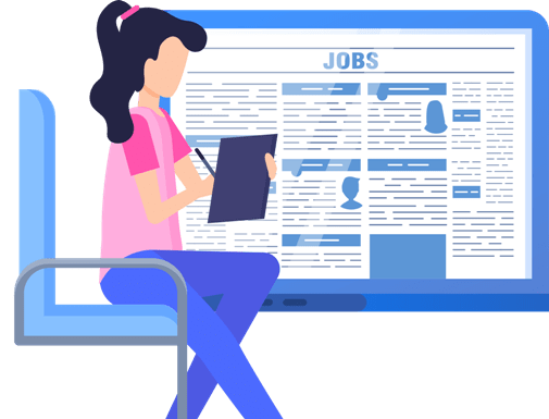 Get informed about the latest job at weblatic