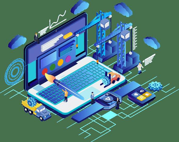 Website Design in Vapi Valsad Daman Silvassa By Website Designer of Web Development Company - Weblatic